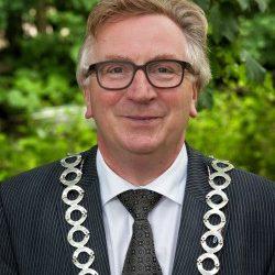Geert van Rumund -  Burgemeester van Wageningen