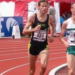 Simon Vroemen - Recordhouder 3000 m steeplechase