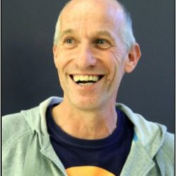 Tonnie Dirks - Trainer atletiekvereniging W.A.V. Tartlétos
