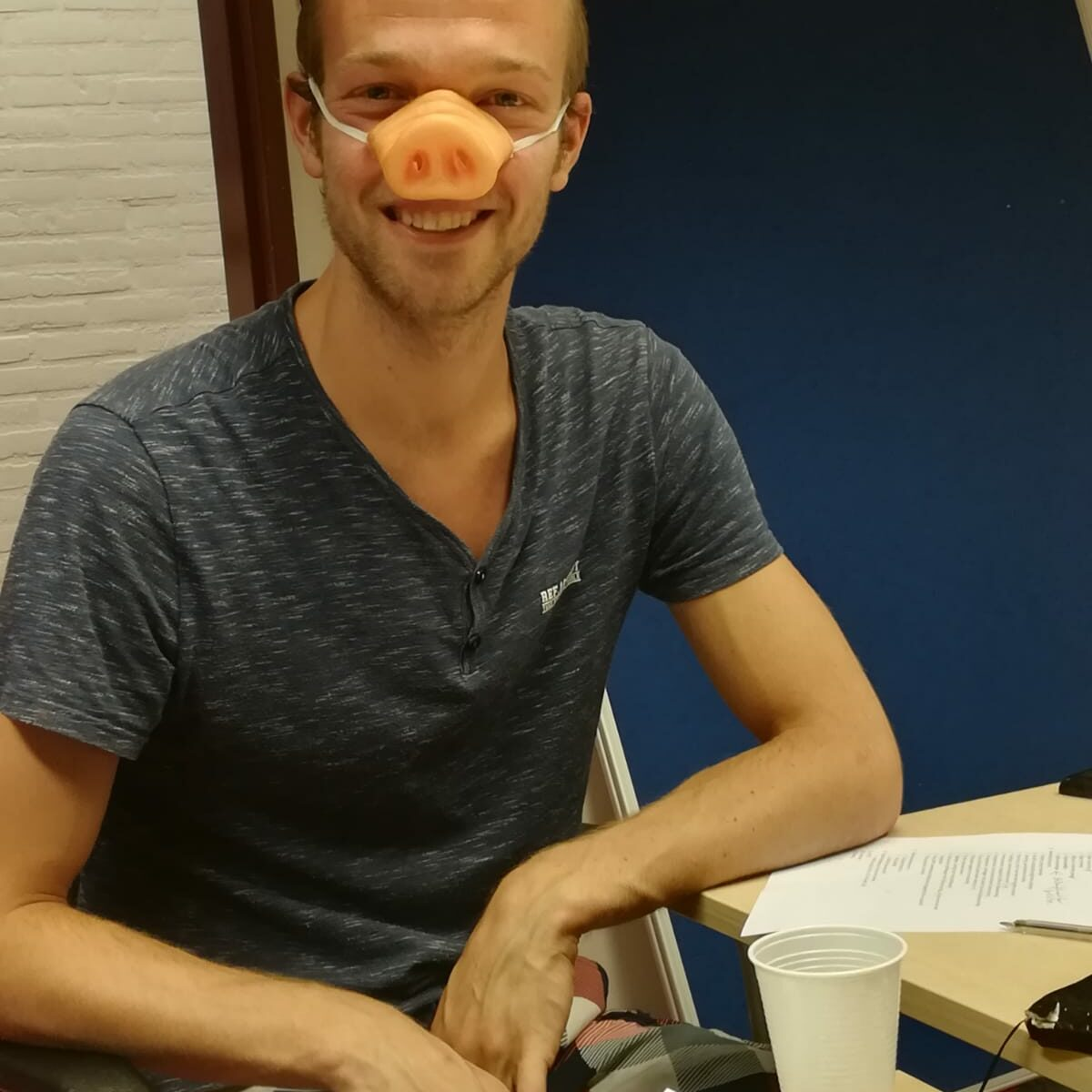 Koen Jansen - Commissaris Medewerkers