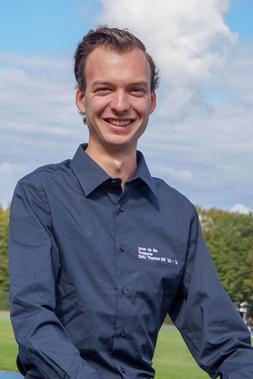 Joran de Bie - Commissioner of Contest